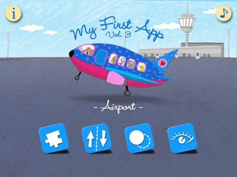 Min Första App: Flygplats
