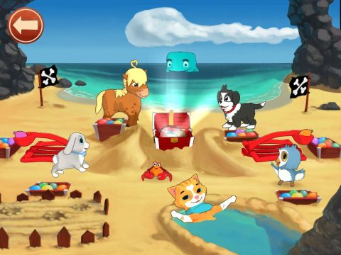Peppy Pals Beach