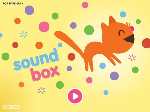 Sago Mini Sound Box