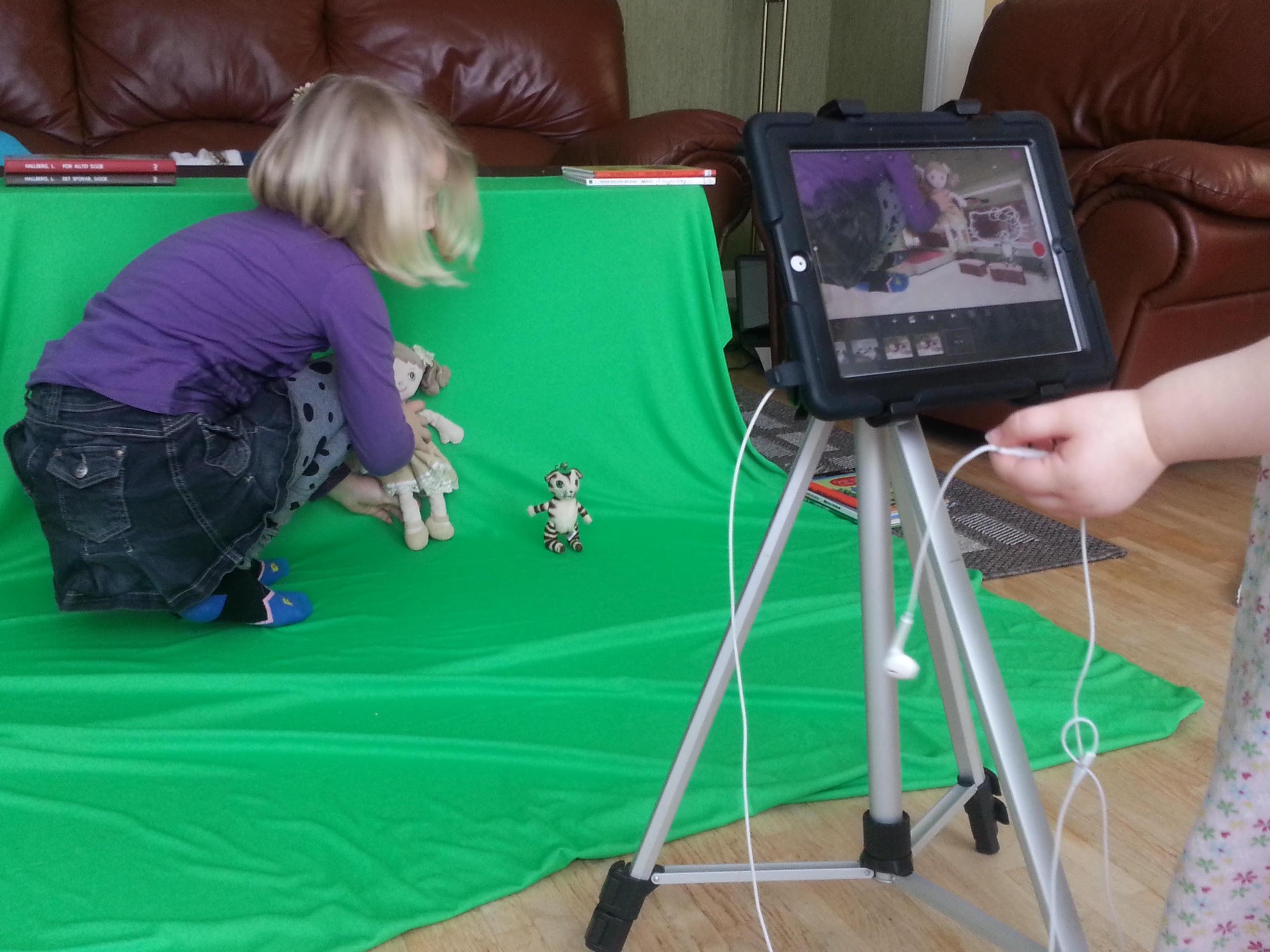 Stop Motion Studio - Skapa film av stillbilder, lägg in text