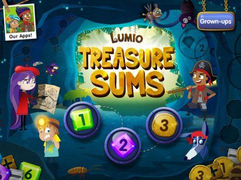 Treasure Sums