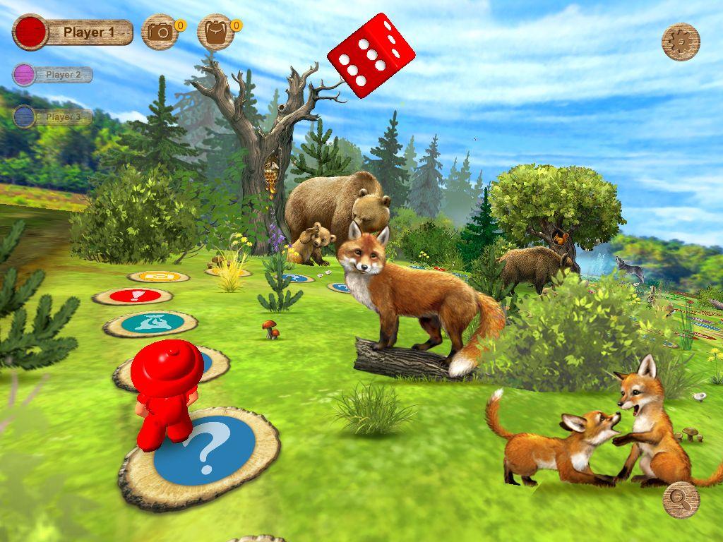 spel djur